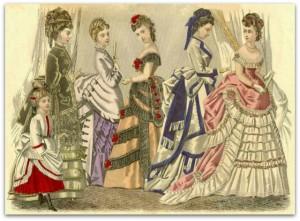 Moda victoriana 2