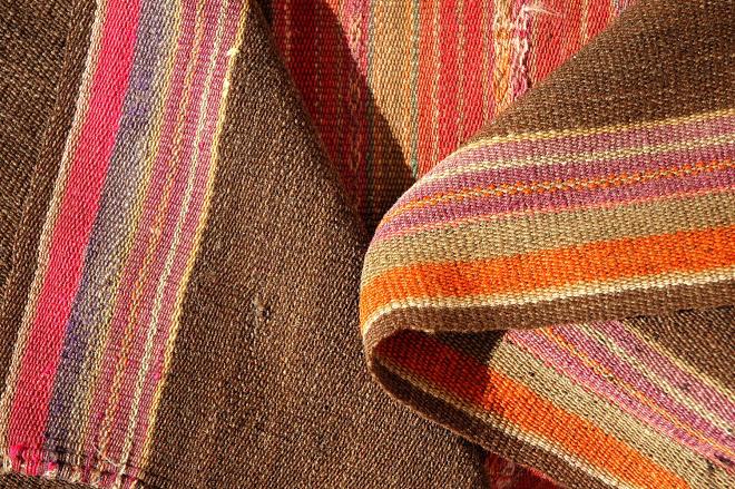 El aguayo tradicional es un tejido 767e7b23651
