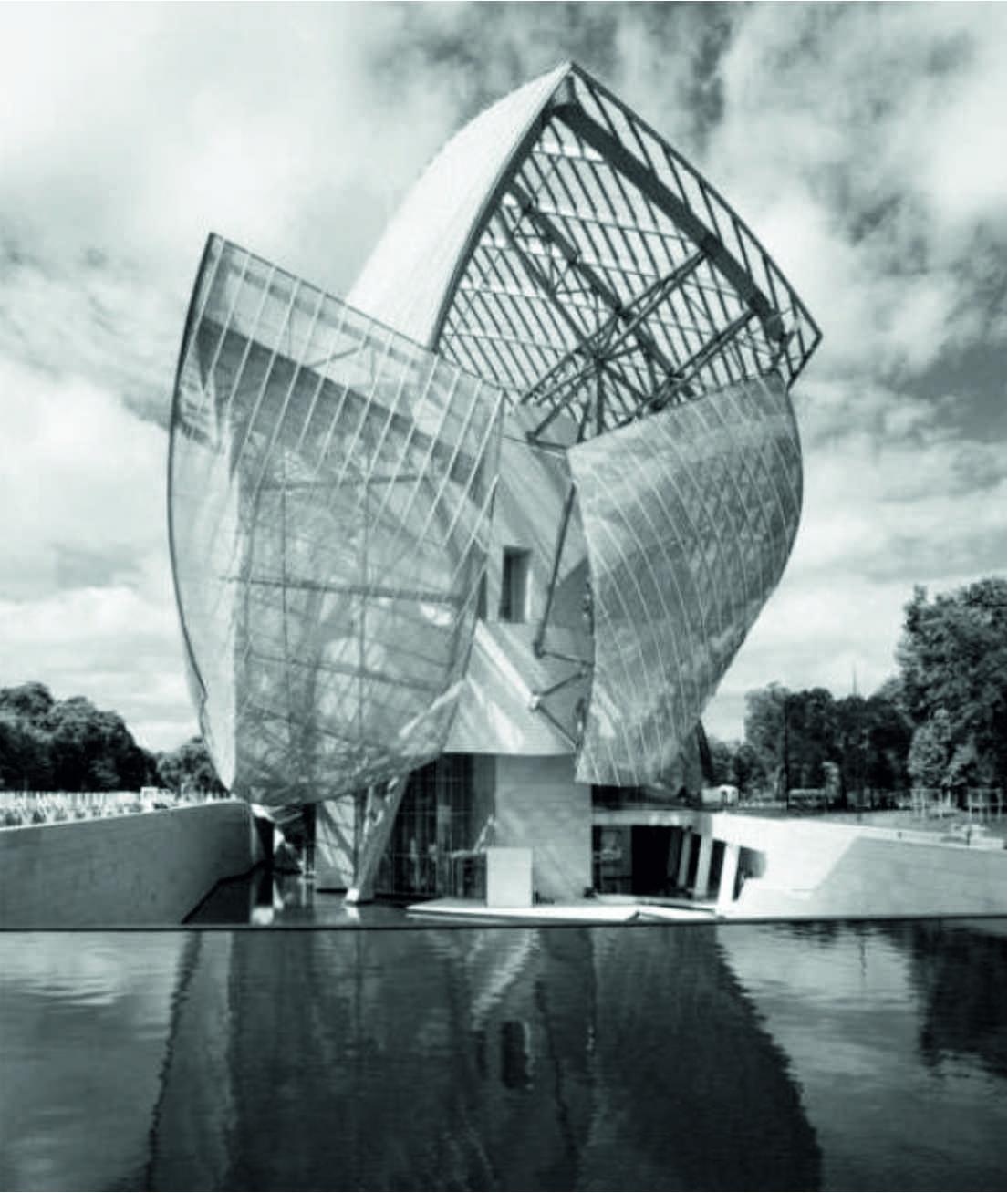 d7a2b67ba Inaugurada en el 27 de octubre de 2014, la Fundación Louis Vuitton, se  considera uno de los sitios dedicados a la creación artística contemporánea  francesa ...