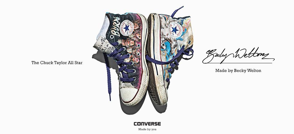 870866dd704 Historia de las zapatillas Converse All Star