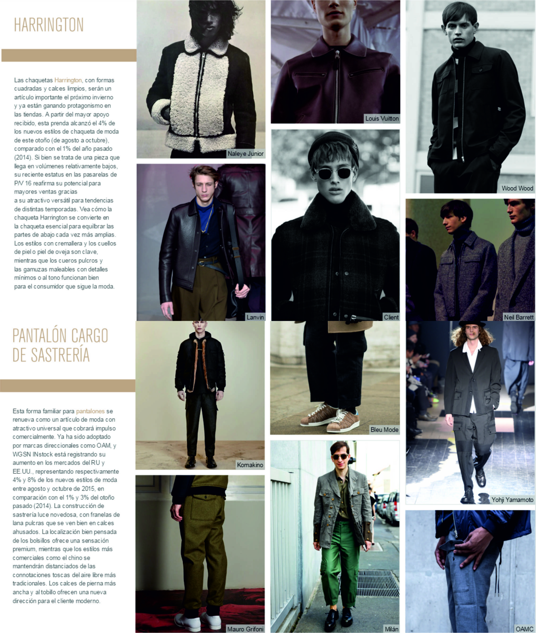 Otono Invierno 2016 Argentina Moda Masculina 2011 | Dark Brown Hairs