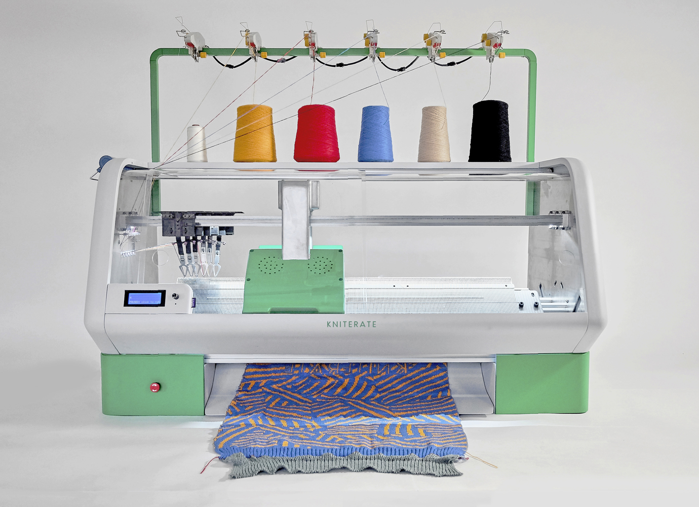 Kniterate: La máquina digital para tejer