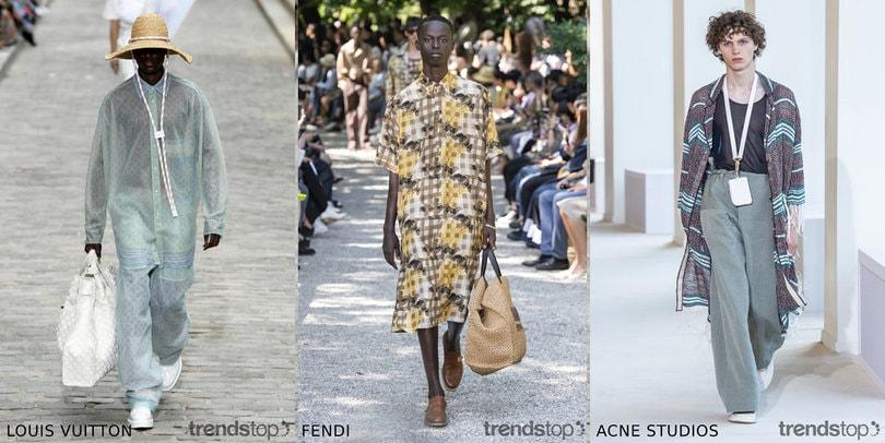 Tendencias De Moda Masculina Primavera Verano 2020 2021